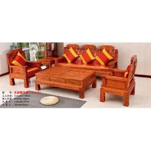 邱氏明清古典家具(沙发)