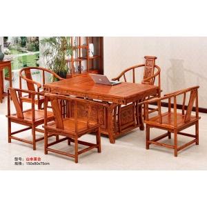 邱氏明清古典家具(茶台椅)
