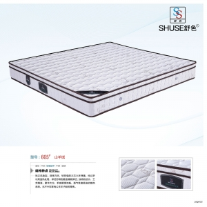 王月蓝春家具(床垫)