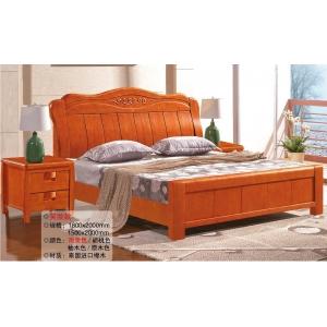 南康金世家具(橡木床)