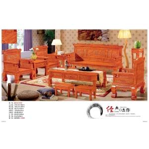 南康区古发古典家具(实木沙发)