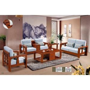南康区丽山家具(橡木沙发)