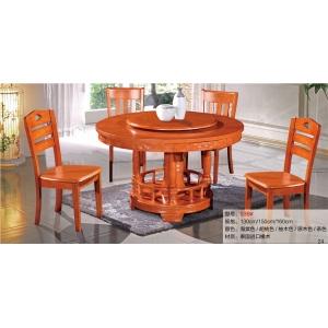 南康金叶子家具(橡木餐桌椅)