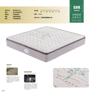 东鹏千美玫瑰皇朝之家(床垫)