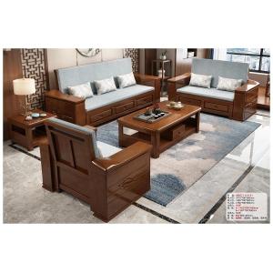 南康钱森家具(实木沙发)