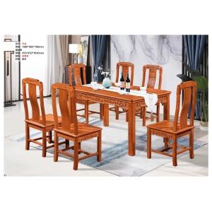 及祥古典家具(餐桌椅系列)
