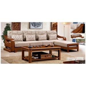 南康森美瑞家具(实木沙发)