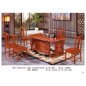 鸣仁家具(古典茶台系列)